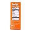 Hot Kid, Baby Mum-Mum, рисовые галеты, органические тропические фрукты, 12 упаковок по 2 шт. по 50 г (1,76 унции)