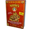 Annie's Homegrown, Bunny Grahams, Chocolate, 213gr