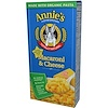 Annie's Homegrown, Macaroni & Cheese, 6 oz (170 g).