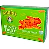 Annie's Homegrown, Organic Bunny Fruit Snacks, Tropical Treat, 5 Pouches, 0.8 oz (23 g) Each