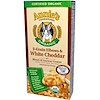 Annie's Homegrown, Macaroni & Cheese, 5-Grain Elbows & White Cheddar, Organic, 6 oz (170 g)