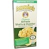 Annie's Homegrown, Macaroni & Cheese, Alfredo Shells & Cheddar, Organic, 6 oz (170 g)