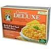 Annie's Homegrown, Creamy Deluxe Macaroni Dinner, Shells & Real Aged Cheddar Sauce, 11 oz (312 g)