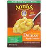 Annie's Homegrown, 高級奶油陳年切達乾酪,通心粉和乳酪醬,11 盎司(312 克)