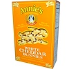 Annie's Homegrown, White Cheddar Bunnies, Baked Snack Crackers, 7.5 oz (213 g)