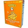 Annie's Homegrown, Bunny Grahams, Honey, 10 oz (283 g)
