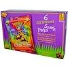 Annie's Homegrown, Bunny Graham, Friends, Honey, Chocolate, Chocolate Chip, 6 Snack Packs, 1 oz (28 g) Each