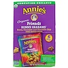 Annie's Homegrown, Bunny Graham Friends, Honey, Chocolate & Chocolate Chip, 6 Snack Packs, 1 oz (28 g) Each
