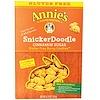 Annie's Homegrown, Печенья-зайчики без глютена, сникердудл с коричным сахаром, 6,75 унций (191 г)