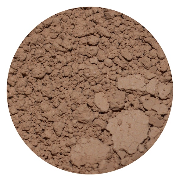 Honeybee Gardens, PowderColors Stackable Mineral Color, Chai, 0.042 oz (1.2 g) (Discontinued Item)