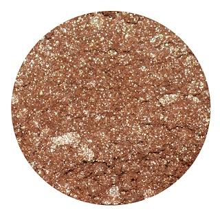 Honeybee Gardens, PowderColors Stackable Mineral Color, Рассыпчатая минеральная пудра, Атласное полотно (Satin Sheet), 0,042унции (1,2г)
