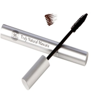 Honeybee Gardens, Truly Natural Mascara, Chocolate Truffle, 0.2 fl oz (6 ml)
