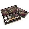 Honeybee Gardens, Eye Shadow Palette, Rock the Smokey Eye, 4 Shadows, 0.045 oz (1.3 g) Each (Discontinued Item)