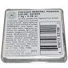 Honeybee Gardens, Pressed Mineral Powder, Geisha, 0.26 oz (7.5 g) (Discontinued Item)
