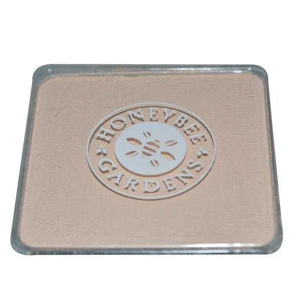Honeybee Gardens, Polvo Mineral Compacto, Geisha, 0.26 oz (7.5 g) (Discontinued Item)