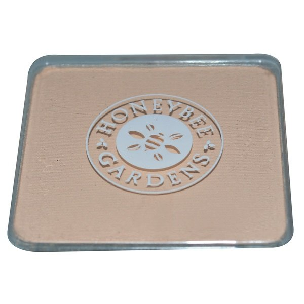 Honeybee Gardens, Pressed Mineral Powder, Supernatural, 0.26 oz (7.5 g) (Discontinued Item)