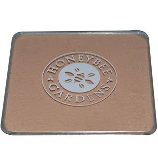 Honeybee Gardens, Pressed Mineral Powder, Malibu, 0.26 oz (7.5 g)