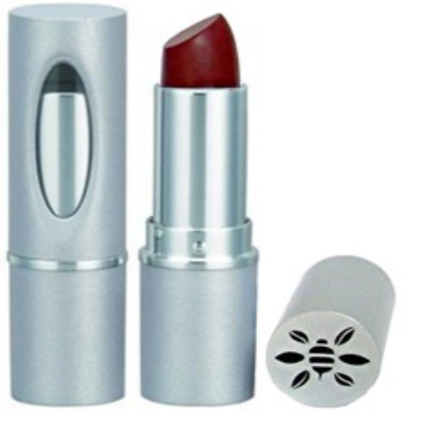 Honeybee Gardens, Truly Natural Lipstick, Superstitious, 0.13 oz (3.7 g) (Discontinued Item)
