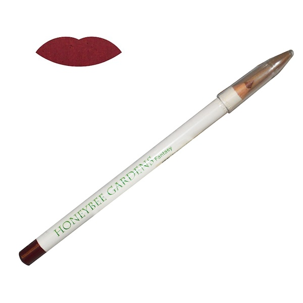 Honeybee Gardens, JobaColors Lip Liner, Fantasy, 0.04 oz (1 g) (Discontinued Item)