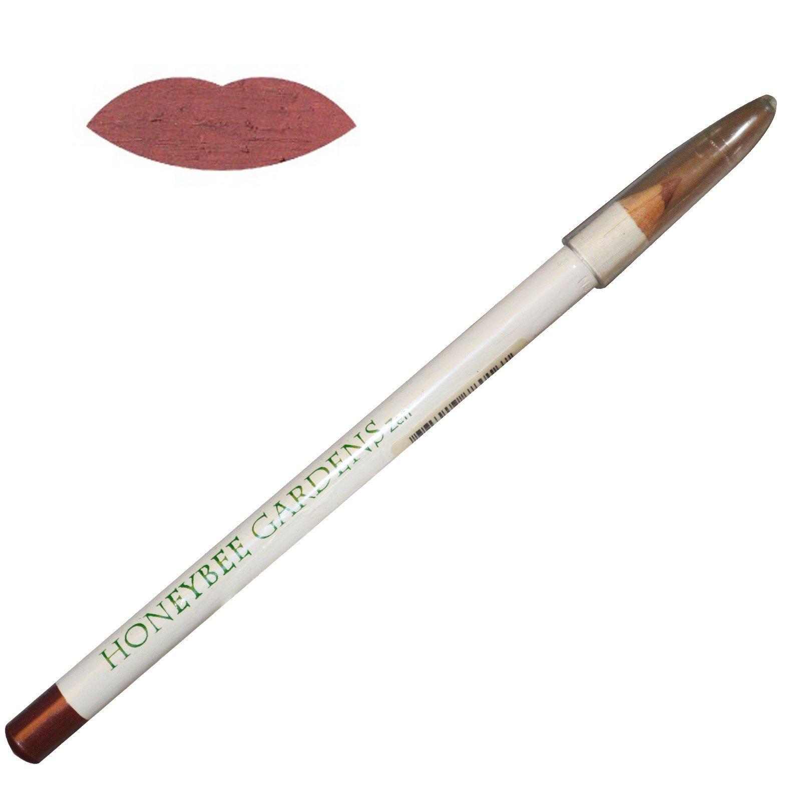 Honeybee Gardens, Контурный карандаш для губ JobaColors, дзэн, 0,04 унции (1 г)