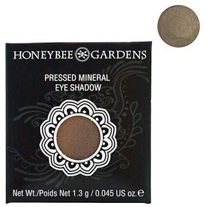 Ханиби Гардэнс, Pressed Mineral Eye Shadow, Tippy Taupe, 0.045 oz (1.3 g) отзывы