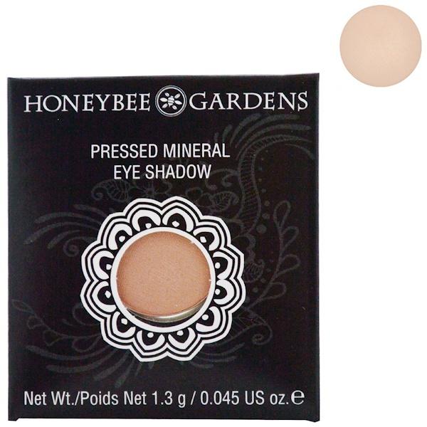 Honeybee Gardens, Pressed Mineral Eye Shadow, Cameo, 0.045 oz (1.3 g) (Discontinued Item)