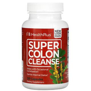 Health Plus, Super Colon Cleanse, 120 Capsules