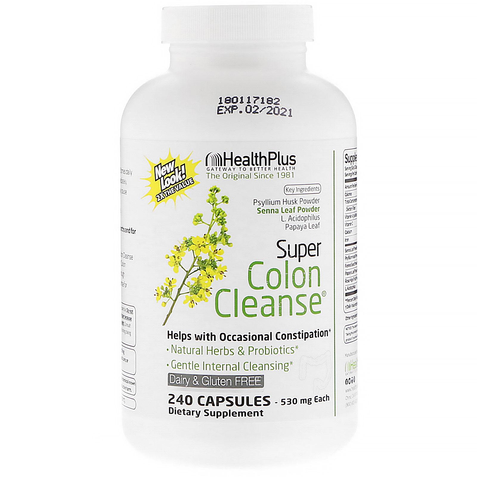 Life Impulse® Super Colon Cleanse