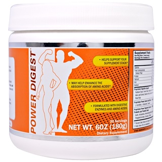 Health Plus, Digestión potente, 6 oz (180 g)