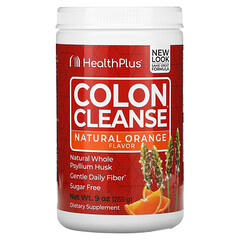 Health Plus, 清體清腸,清新橙味,9盎司(255克)