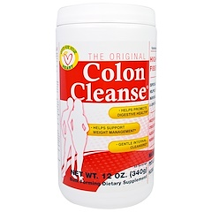 Health Plus Inc., The Original Colon Cleanse, Step 1, 12 oz (340 g)