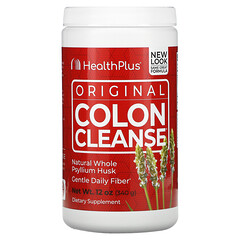 Health Plus, 原始結腸清體,12 盎司(340 克)