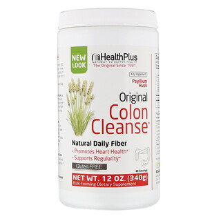 Health Plus, Original Colon Cleanse, 12 oz (340 g)