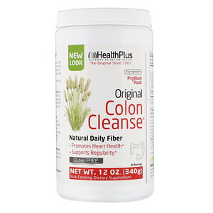 Хэлс Плас Инк, Original Colon Cleanse, 12 oz (340 g) отзывы