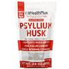 Health Plus, 100 % чистая шелуха семян подорожника, 680 г (1,5 фунта)