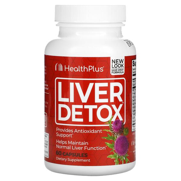 Liver Detox, 60 Capsules