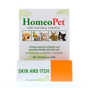 HomeoPet, Skin and Itch, 15 ml отзывы