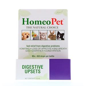 HomeoPet, Digestive Upsets, 15 ml отзывы