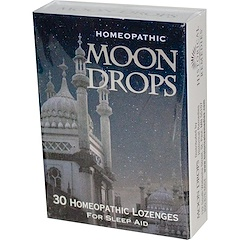 Historical Remedies, Moon Drops, 30 Homeopathic Lozenges