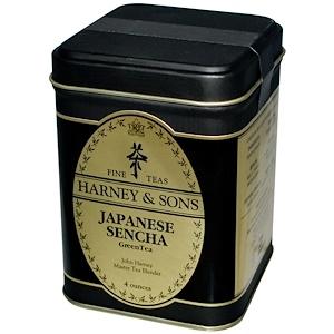 Harney & Sons, Японская сэнтя, зеленый чай, 4 унции инструкция, применение, состав, противопоказания