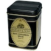 Harney & Sons, Черный чай, горячая специя из корицы, 4 унции