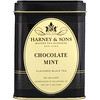 Harney & Sons, Black Tea, Chocolate Mint, 4 oz