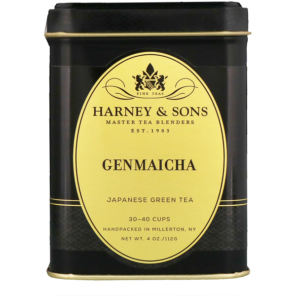 Harney & Sons, Genmaicha, 4 oz (Discontinued Item)