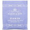Harney & Sons, 含佛手柑的果味紅茶,巴黎,50 茶包,3.17 盎司(90 克)