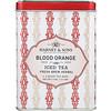 Harney & Sons, Кроваво-красный Апельсин, Ледяной Чай, 6 Пакетиков по 3 унции (0,11 г)