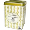 Harney & Sons, Iced Tea, Organic Green Iced Tea, 6 - 2 Quart Tea Bags, 3 oz (.11 g)
