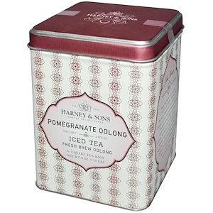 Харни энд сонс, Pomegranate Oolong Iced Tea , 6 — 2 Quart Tea Bags, 3 oz (.11 g) отзывы
