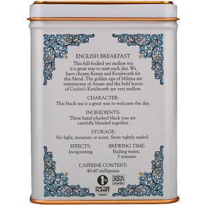 Харни энд сонс, HT Tea Blend, English Breakfast, 20 Tea Sachets, 1.4 oz (40 g) отзывы покупателей