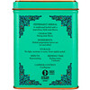 Harney & Sons, HT Tea Blend, Peppermint Herbal, Caffeine Free, 20 Tea Sachets, 1.4 oz (40 g)