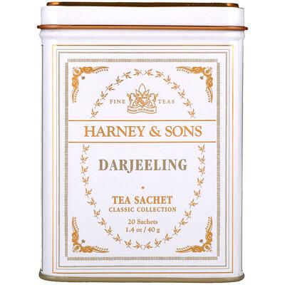 Купить Дарджилинг, 20 чайных пакетиков, 1.4 унции (40 г)